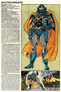 Master Menace Comics