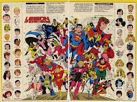 Legion de Superheroes
