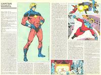 Capitan Marvel Superheroe