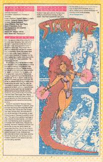 Starfire (New Teen Titans)