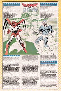 Hawk and Dove (Teen Titans)