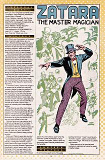 Zatara DC Comics