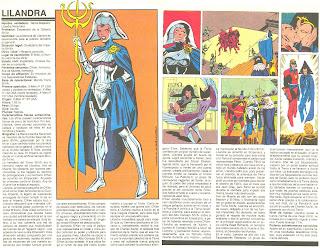 Lilandra (ficha marvel comics)