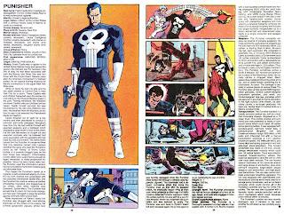 Castigador (ficha marvel comics)