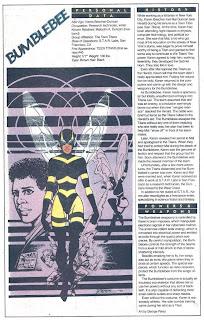 Bumblebee (Teen Titans)