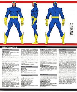 Halcon Estelar (Guardianes de la Galaxia)