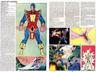 Sota de Corazones (Ficha de Marvel)