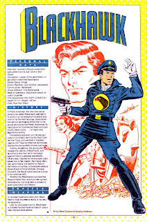 Blackhawk (Ficha DC Comics)