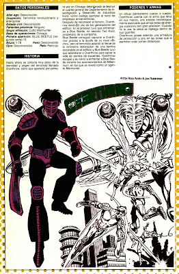 Overthrow (ficha dc comics)