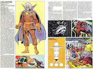 Coleccionista (ficha marvel comics)