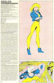 Desliza (ficha marvel comics)