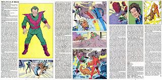 Hombre Molecula (ficha marvel comics)