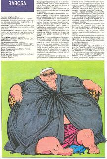 Babosa (ficha marvel comics)