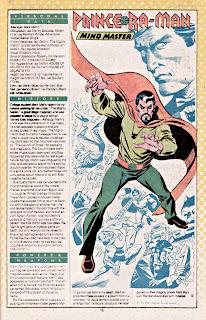 Principe Ra-Man (ficha dc comics)