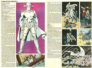 Jinete Fantasma (ficha marvel comics)