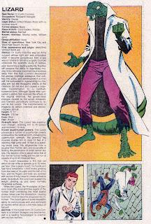 Lagarto (ficha marvel comics)