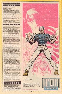 Iron Munro (ficha dc comics)