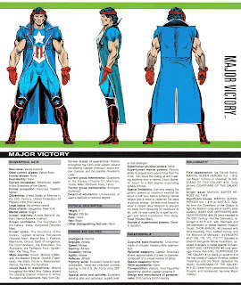 Mayor Victoria (ficha marvel comics)