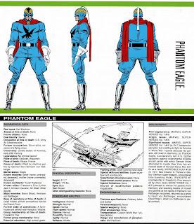 Aguila Fantasma (ficha marvel comics)