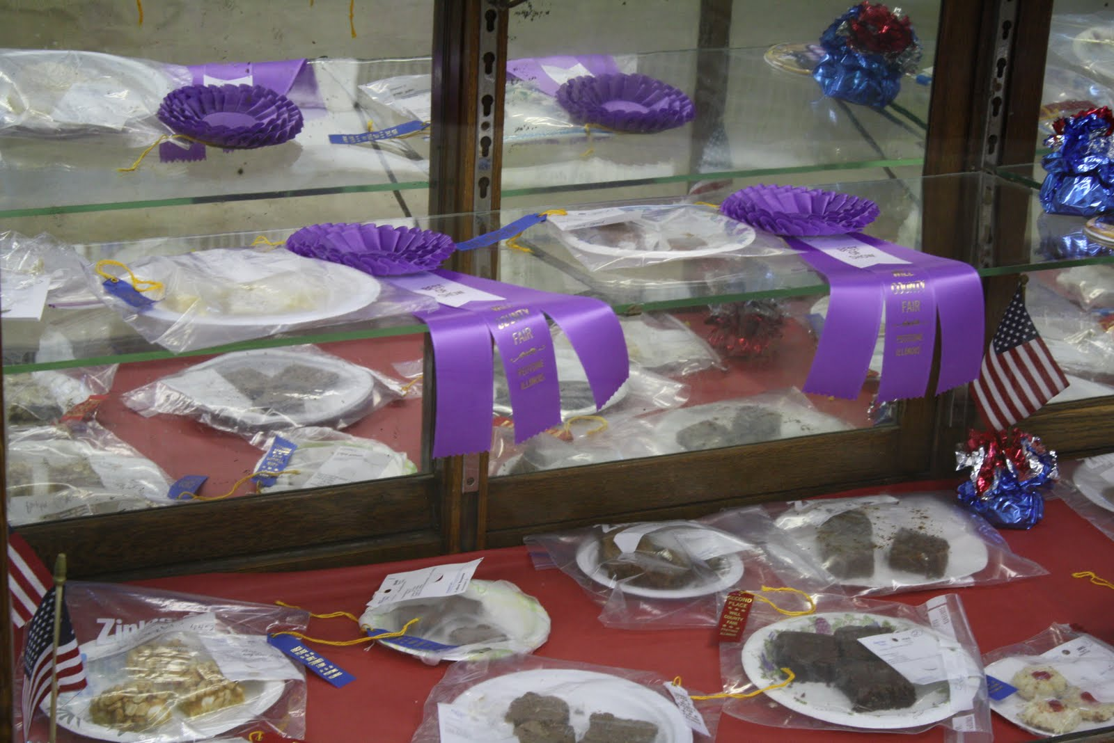 Illinois will county peotone - Award Winning Baked Goods At The Will County Fair