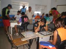 Torneio de dama e Xadrez 2009