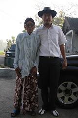 Me & Mbah Redjo