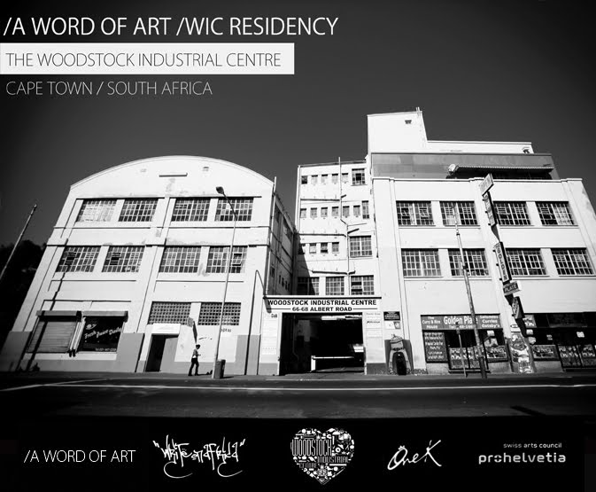 A WORD OF ART /WIC /ARTIST IN RESIDENCY /TIKA