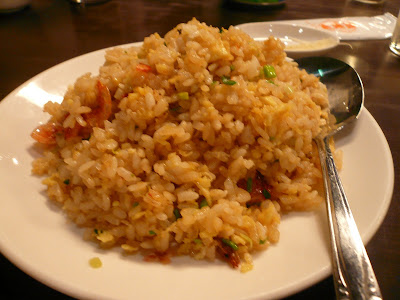 DRIED SHRIMP FRIED RICE