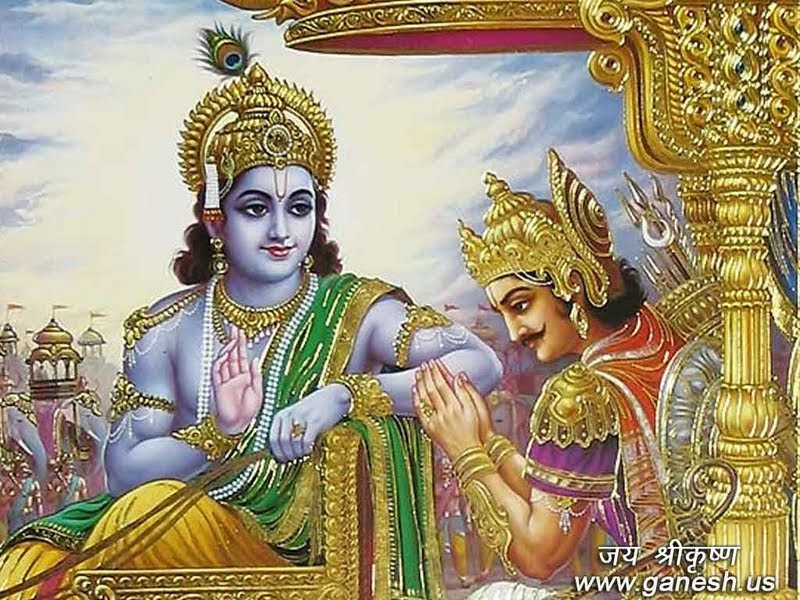 bhagavad gita full pdf in hindi