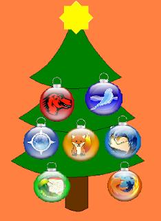 vianocny mozilla stromcek