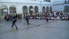 Educaciòn Fìsica: demostraciòn          2008