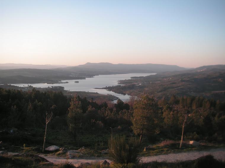 Vista do monte de Nossa Senhora das Necessidades