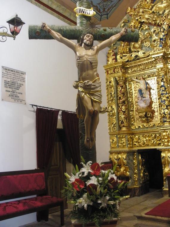 Jesus Cruxificado - Igreja de Vila da Ponte