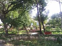 Parque, Natagaima, fin de año