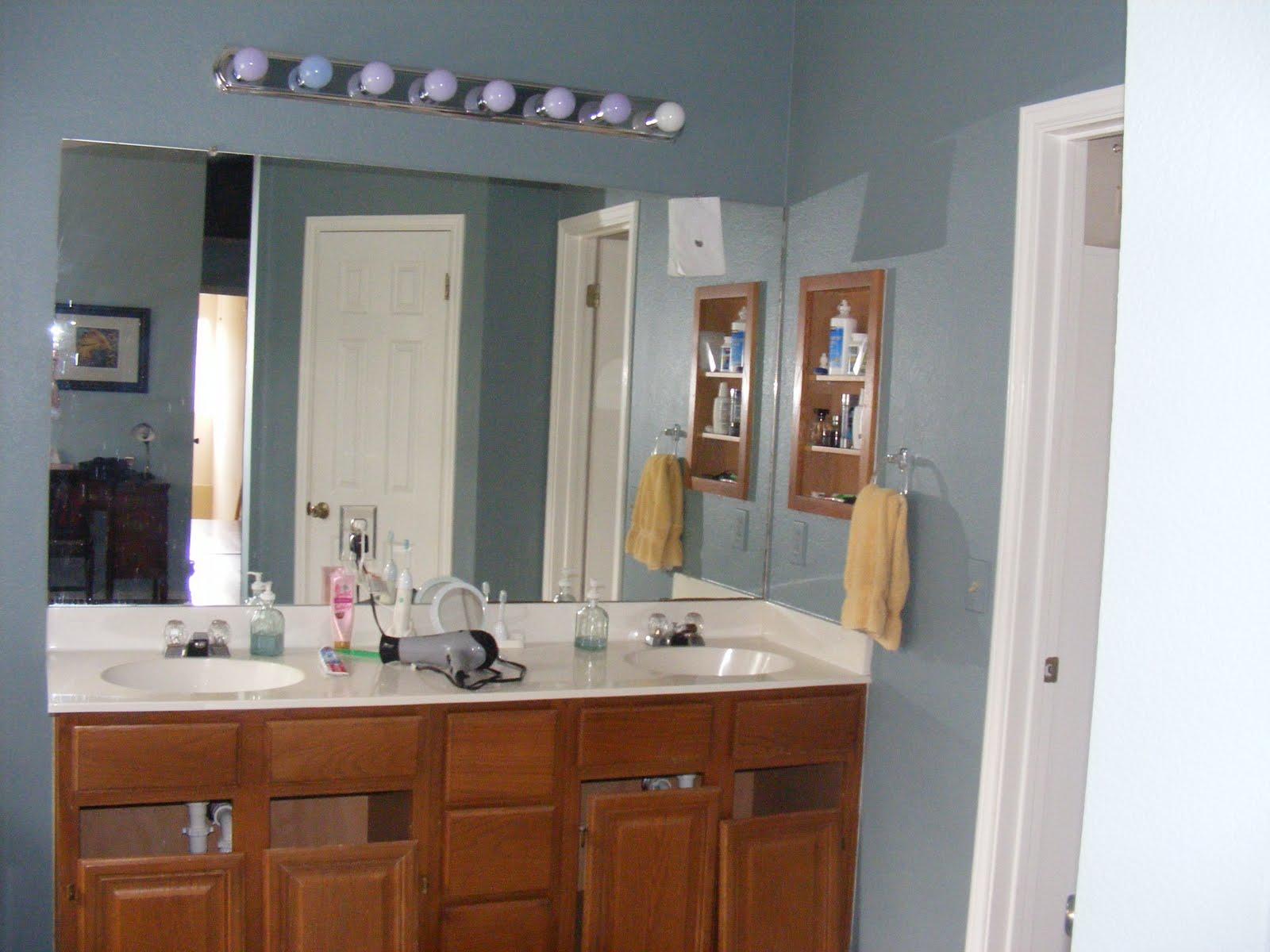 Attirant Preparation Process/Original Oak Cabinets