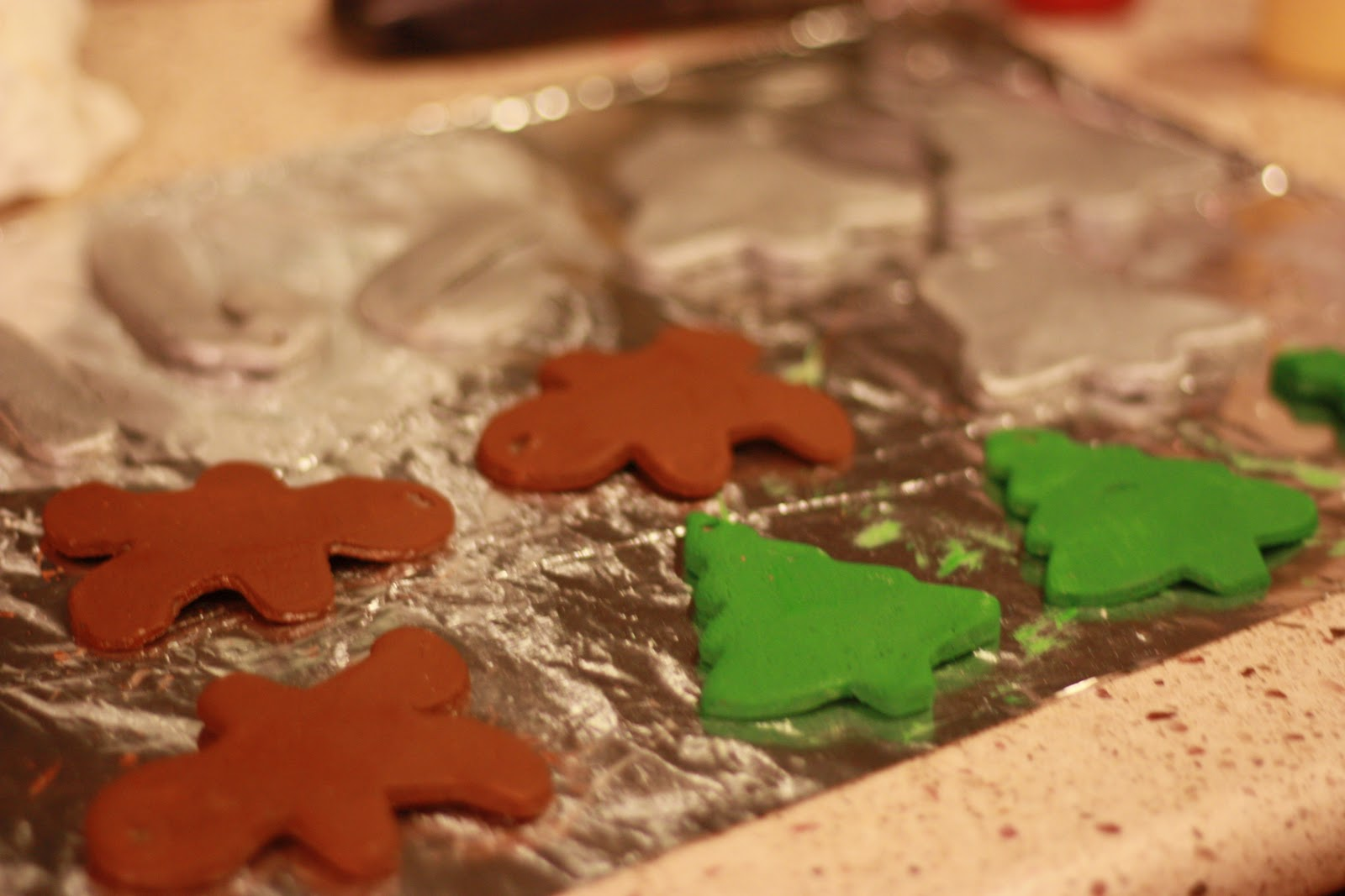 What Kind Of Paint To Use On Salt Dough Ornaments
