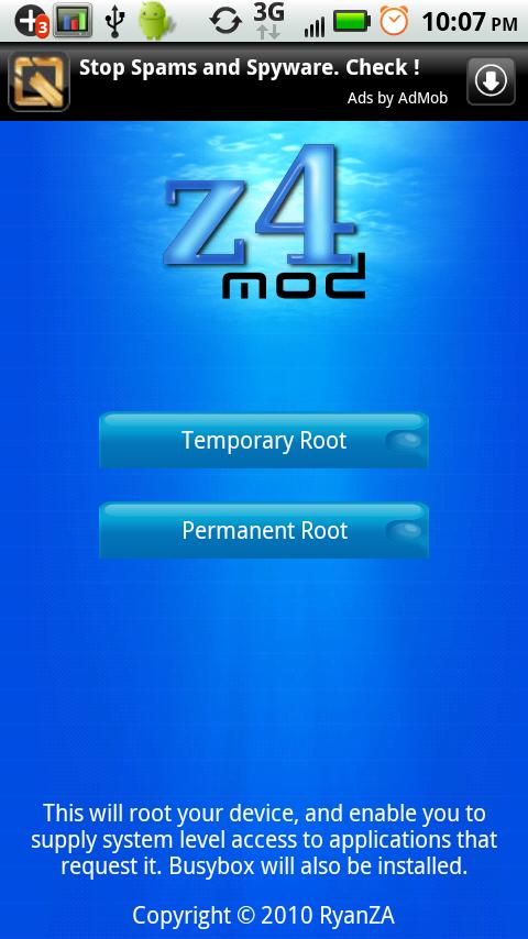 z4root download 2012