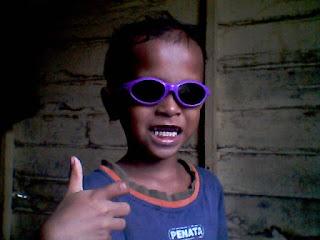 Anak pertama saya, Amar Akram Permana (TTL: Bjm, Kamis, 10 Oktober 2002, 3 Sya'ban 1423)