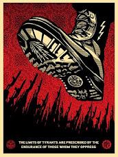 حکومت فاشيستي ، چکمه های پاسداران جلاد!