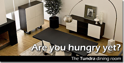 temahome tundra dining room