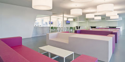 Engine Offices Interior by Jump Studios