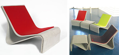 Sponeck Fiber Cement Outdoor Chair
