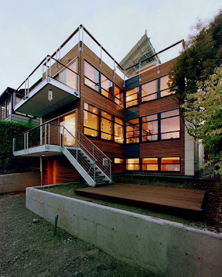 Capitol hill House by Blip
