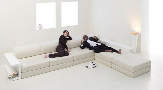 Let 39 s stay modular sofas and seatings for Mobilia italia