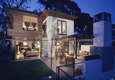 Luxury House by KAA Design