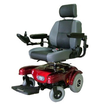 Sunfire Plus Indoor Power Wheelchair