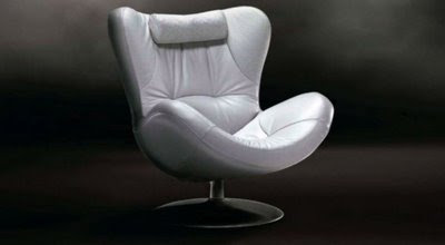 New Sound Chair from Natuzzi