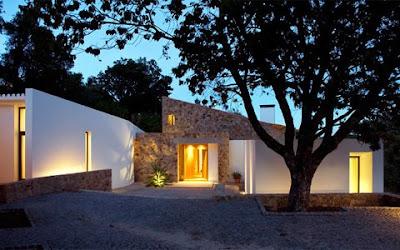 Quinta da Serra Restoration Adam Richards Architects