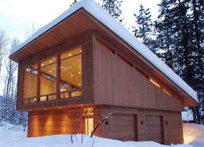 Amazing Home Architecture of Mazama Washington Residence by Finne Architects