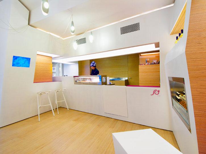 Best interior design sosushi modern minimalist sushi
